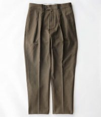 NEAT Cotton Pique TAPERED [KHAKI]