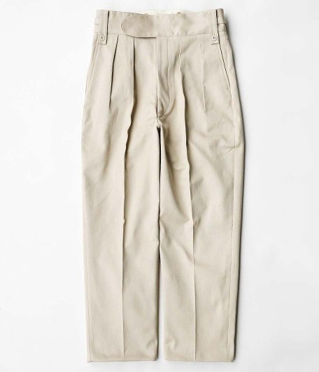 NEAT Cotton Pique Beltless [IVORY]