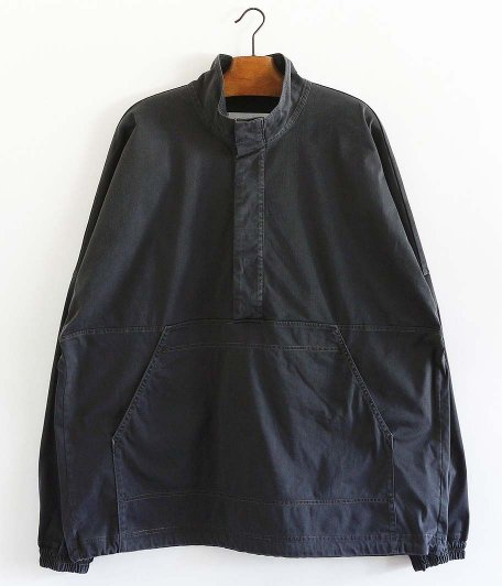 CURLY FROSTED SC BLOUSON [CHARCOAL]
