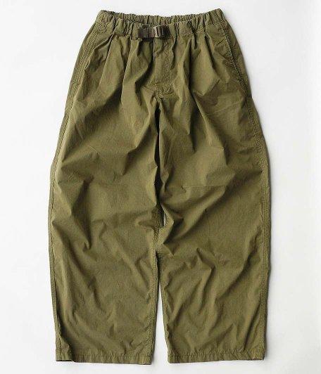 Fresh Service B.D.U Belted Pants [KHAKI]