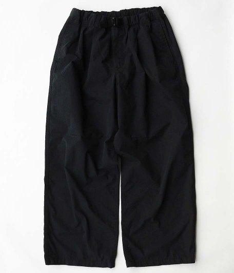 Fresh Service B.D.U Belted Pants [BLACK]