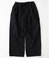 Fresh Service B.D.U Belted Pants [BLACK]