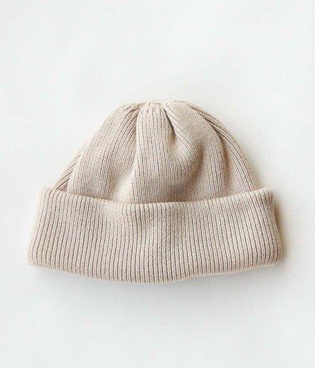 crepuscule Knit Cap [BEIGE]