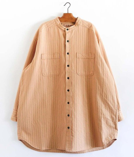 DRESS Nonstandard Shirt [ORANGE]
