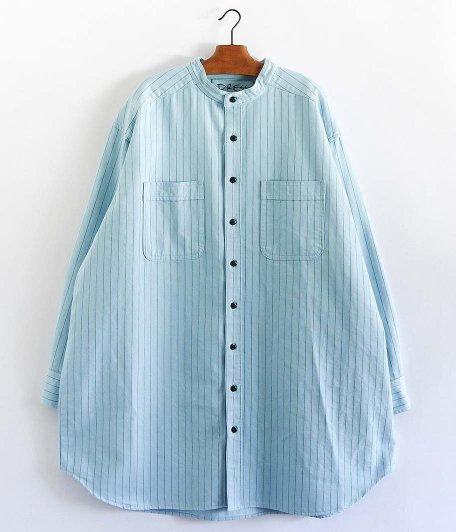 DRESS Nonstandard Shirt [BLUE]