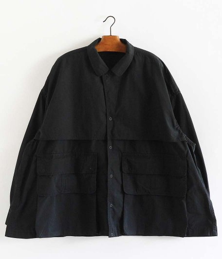 Fresh Service Five Pocket Jacket [BLACK]