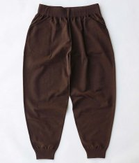 crepuscule Wholegarment Pants [BROWN]