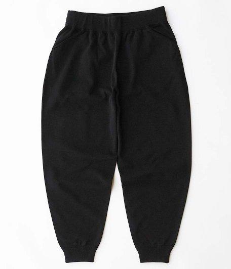 crepuscule Wholegarment Pants [BLACK]