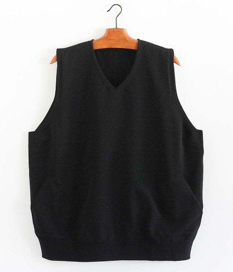 crepuscule Wholegarment Vest [BLACK]