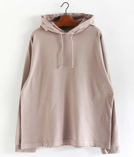 crepuscule Pullover Hoodie [GRAYBEIGE]