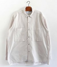 CURLY CLOUDY LS SHIRTS KERSEY [LT.GRAY]