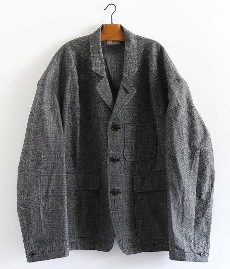 HOMELESS TAILOR SAMO JACKET [GLEN CH]