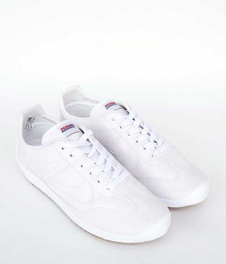 PANAM Classic Tennis Shoes [WHITE]