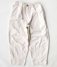 Customized by RADICAL Italian Military EZ Snow Camo Pants[IVORY]