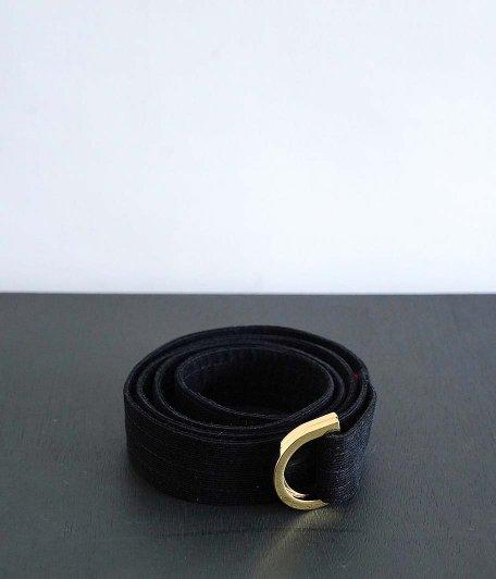 Bedlam Gimmicks D-ring Belt [BLACK]