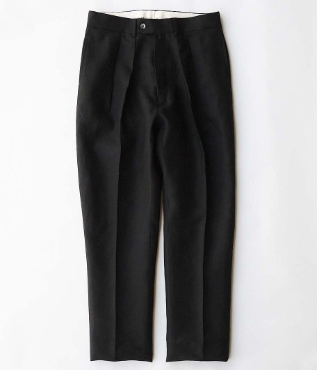 NEAT SPENCE BRYSON LINEN Tapered [BLACK]