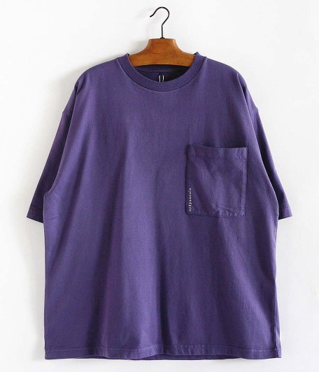 crepuscule S/S T-Shirt [PURPLE]