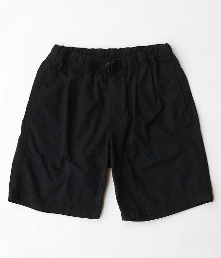 Fresh Service B.D.U Belted Shorts [BLACK]