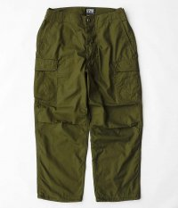 FATIGUE SLACKS JUNGLE SLACKS [AMT HIGHT DENSITY GABARDINE / OD]