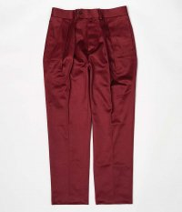 NEAT Turpan Satin Tapered [BURGUNDY]