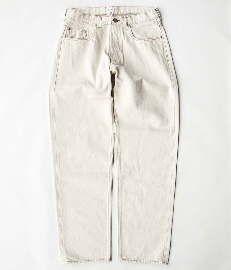 tone 5P BASIC PANTS [NATURAL]