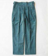 NEAT Antique Corduroy Beltless [ANTIQUE BLUE]