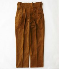 NEAT Antique Corduroy Beltless [ANTIQUE BROWN]