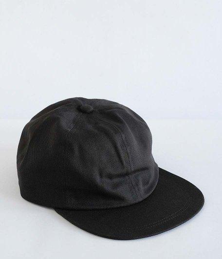 Bedlam ORGAN Handmade Cap [BLACK]