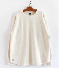 Fresh Service HEAVY THERMAL SHIRT [IVORY]