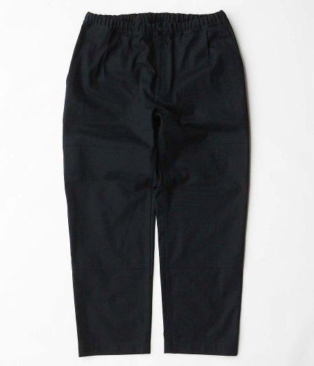 tone Cotton Twill Field Pants [NAVY]
