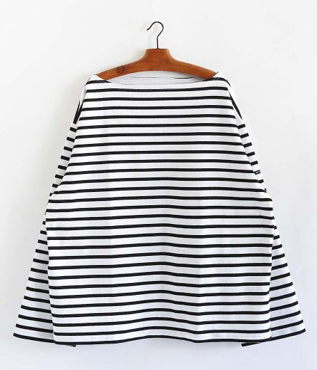 OUTIL TRICOT AAST [WHITE / BLACK]