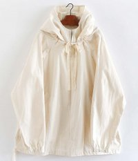 POLYPLOID PONCHO A [OFF WHITE]