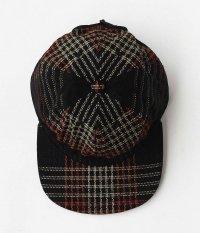 SOWBOW 筑後織 帽 / CHIKUGO-ORI [BLACK / YUI]