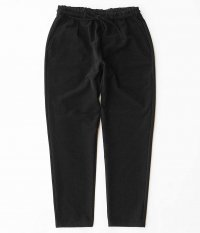CURLY CLIFTON EZ TROUSERS Plain  [BLACK]