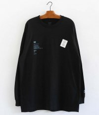 NEMES DIAMOND LIFE LONG T-SHIRT [BLACK]