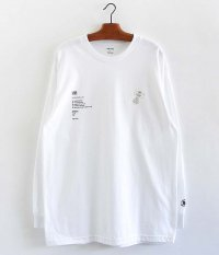 NEMES DIAMOND LIFE LONG T-SHIRT [WHITE]