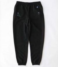 NEMES DIAMOND LIFE SWEAT PANTS [BLACK]