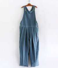 NEAT Cellulose Nidom Overall [BLUE GRAY]