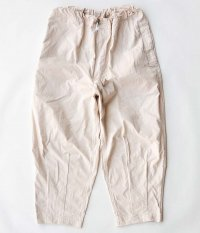 Customized by RADICAL Italian Military EZ Snow Camo Pants [IVORY]