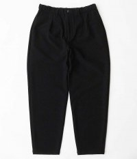CURLY AZTEC EZ TROUSERS Plain [BLACK]