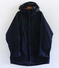 CORONA G-1 Parka Coat [ESTER GABARDINE / NAVY]