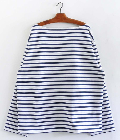 OUTIL TRICOT AAST [WHITE / L.NAVY]