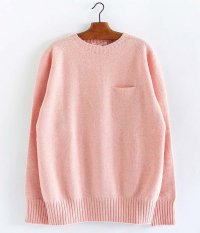 NECESSARY or UNNECESSARY 3D KNIT [PINK]