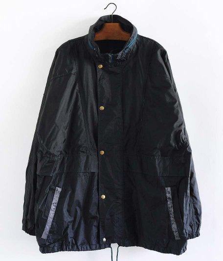 ユーロナイロンジャケット [Overdye / BLACK]