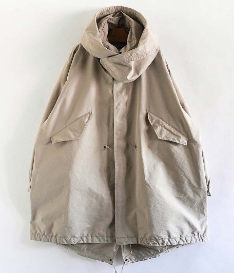 KAPTAIN SUNSHINE Mil.Coat [TAUPE]