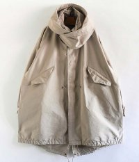 KAPTAIN SUNSHINE Mil.Coat [TAUPE]