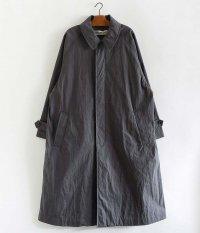 POLYPLOID LONG COAT C [DARK GRAY]