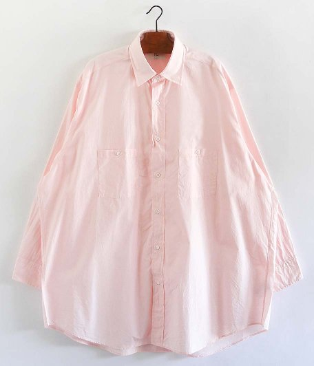 HERILL Suvin Work Shirt [PINK]