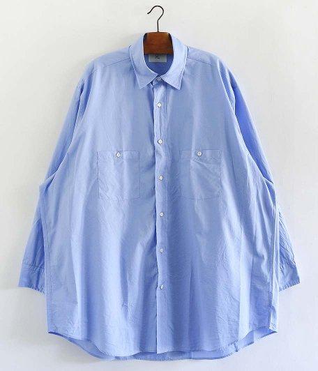 HERILL Suvin Work Shirt [SAX]