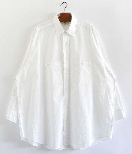 HERILL Suvin Work Shirt [WHITE]